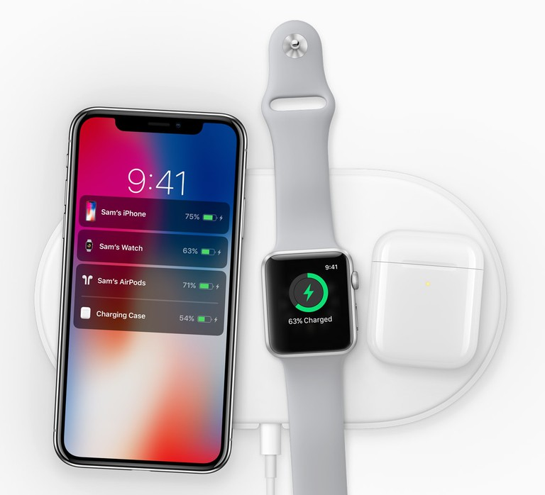 The charging pad will be available in 2018