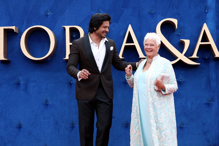 "London UK: Stars attend the UK Premiere of ""Victoria & Abdul"" at Odeon Leicester Square on September, 5th 2017"