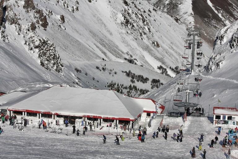 La Hoya ski resort, Chubut