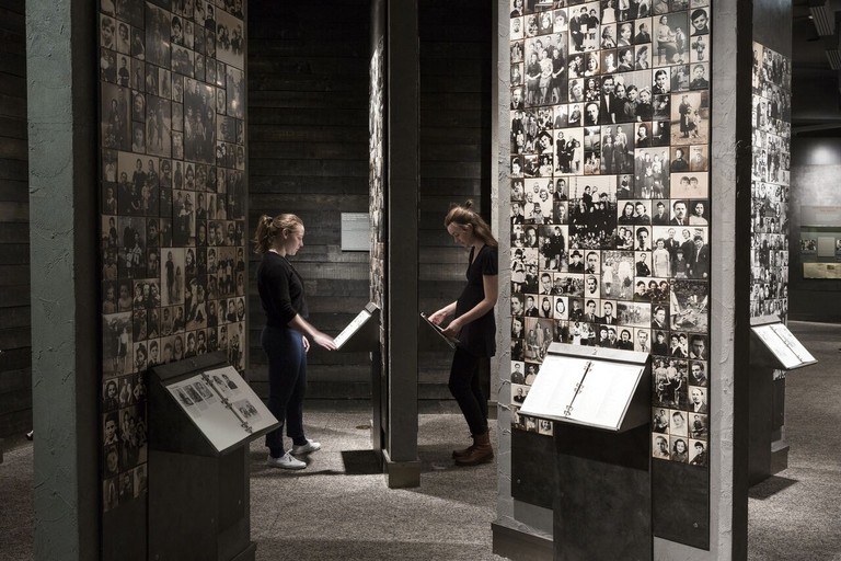 Image courtesy of Museum of Jewish Heritage – A Living Memorial to the Holocaust, credit: John Halpern