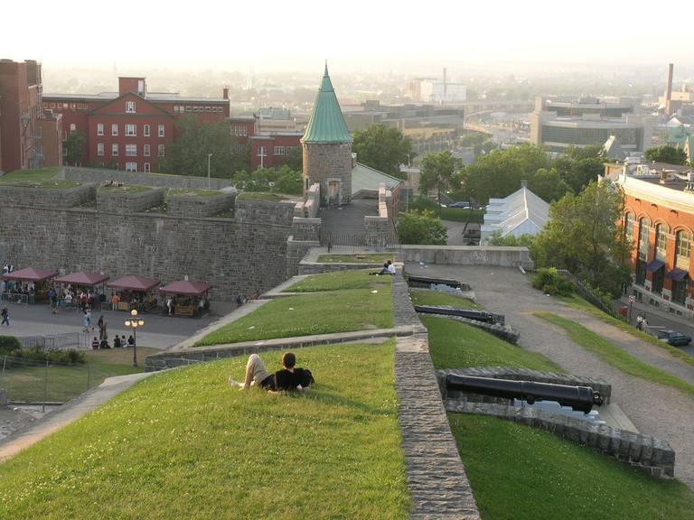 La Citadelle & Fortifications, Quebec City