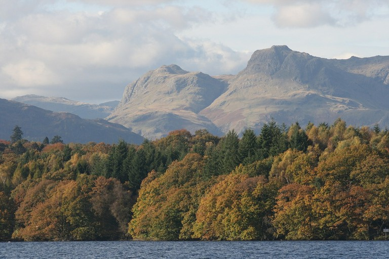The Langdale Pikes CC0 Pixabay