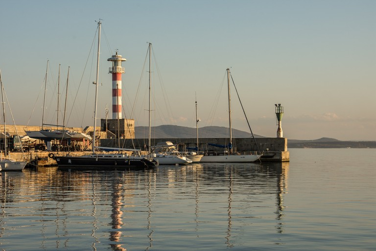The Lighthouse in Burgas
