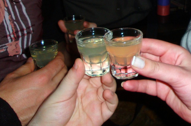 Brace yourself for a night of shots in Chupitos