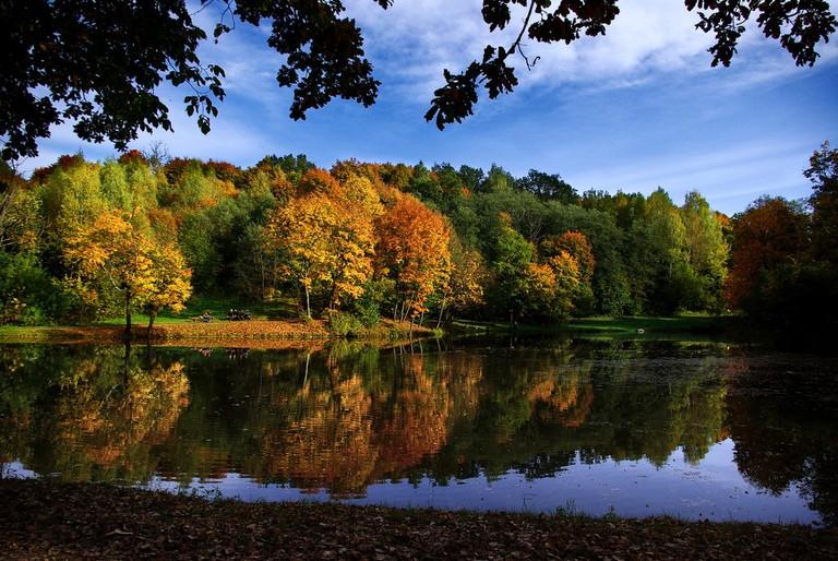 Lithuanian autumn