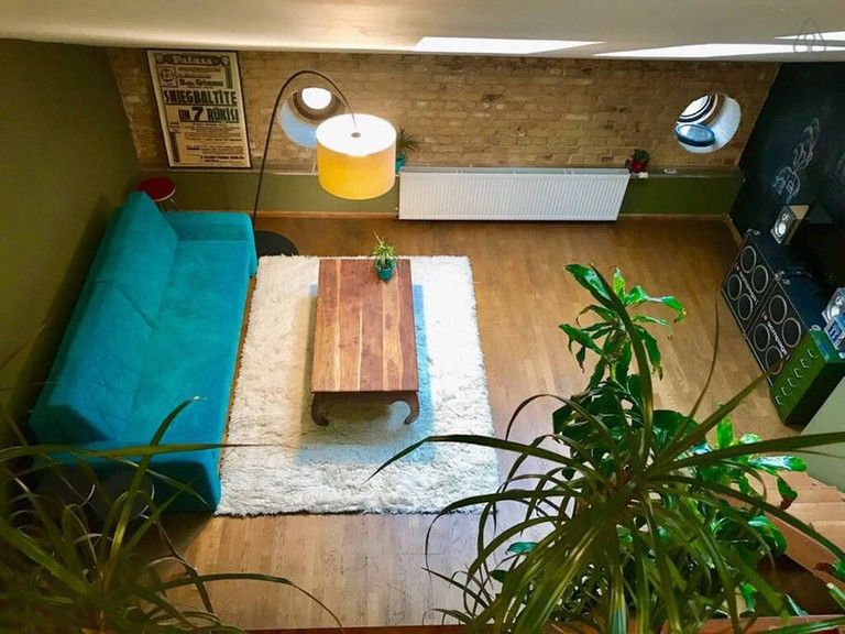Loft apartment for 2