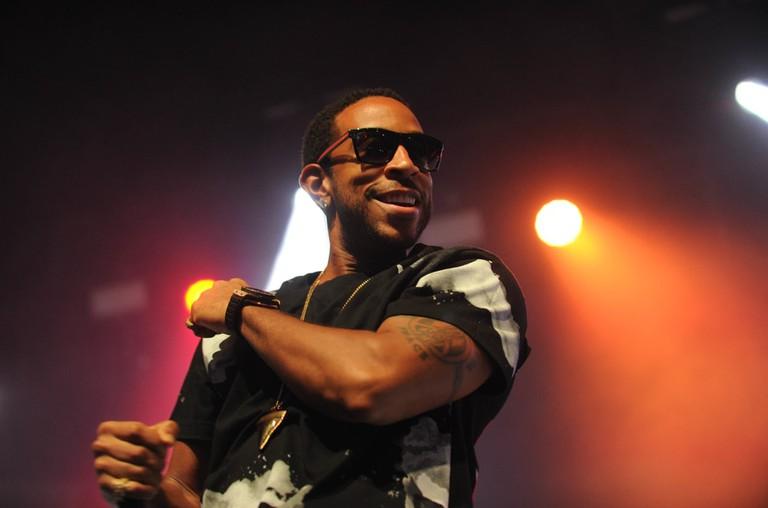Ludacris sang for the Canadian film Speedy Singh (Breakaway)