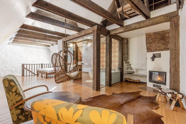 Luxury 2-floor apartment
