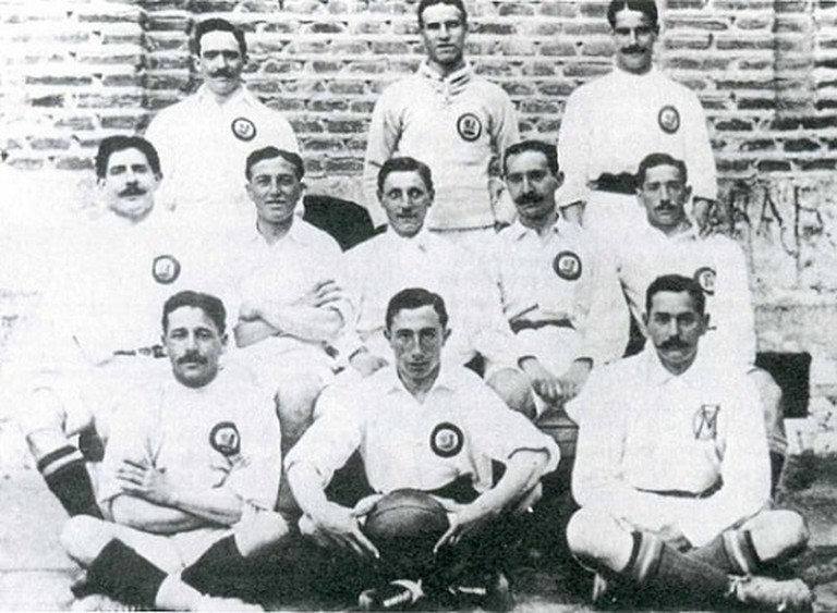Real Madrid in 1906