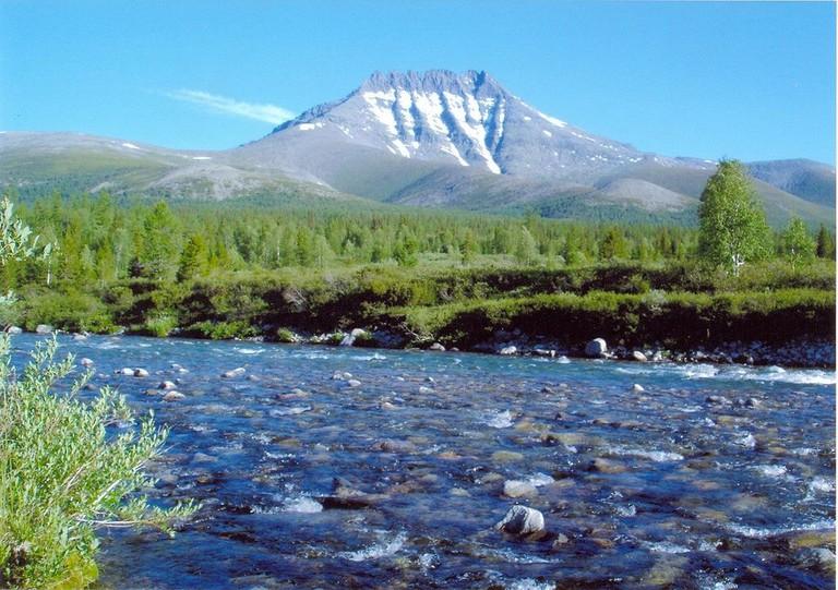 Mount Manarga