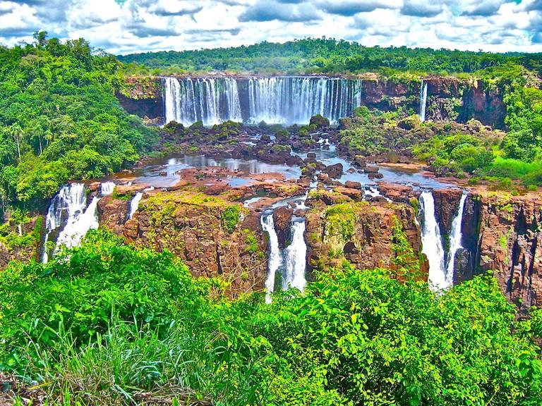 Iguazu Falls, Misiones
