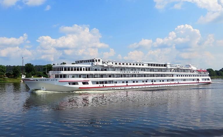 Volga River Cruise. Russia