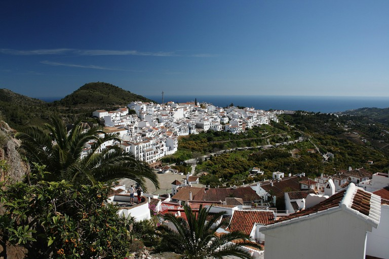 Frigiliana, Andalusia