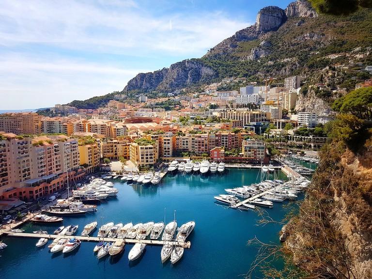 Monaco CC0 Pixabay
