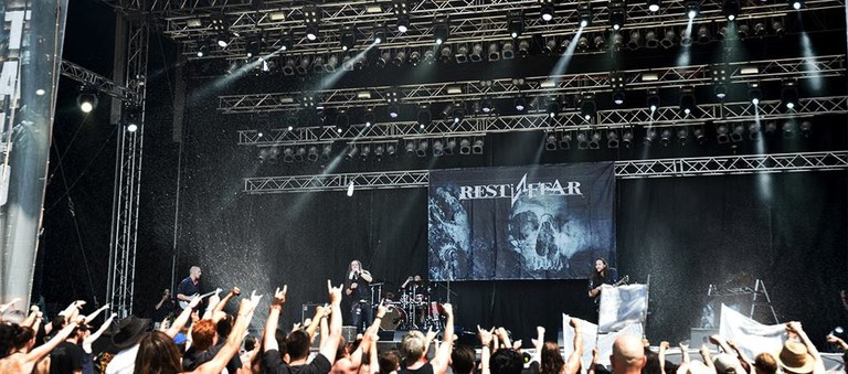 Rest In Fear at Metal Days