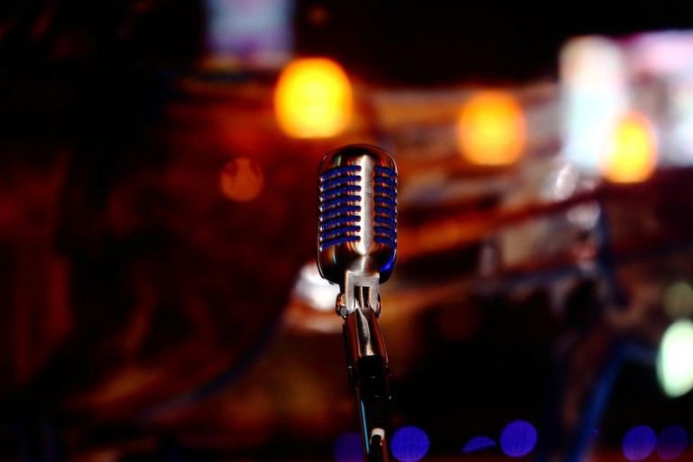 Open-mic night