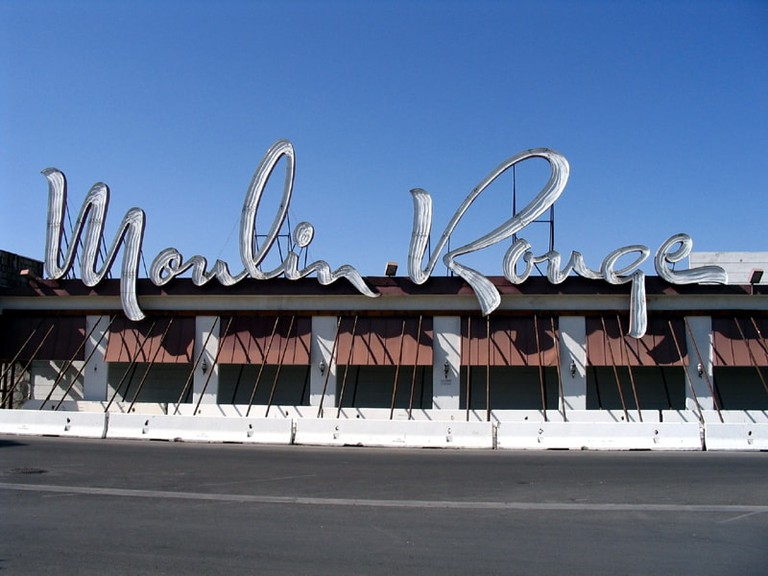 The Moulin Rouge Sign | © Bentai/WikiCommons