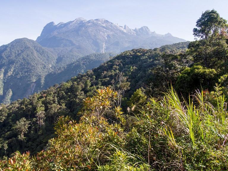 Mount Kinabalu at Kinabalu Park