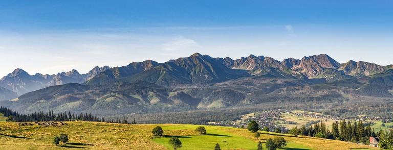 Slovakia's High Tatras