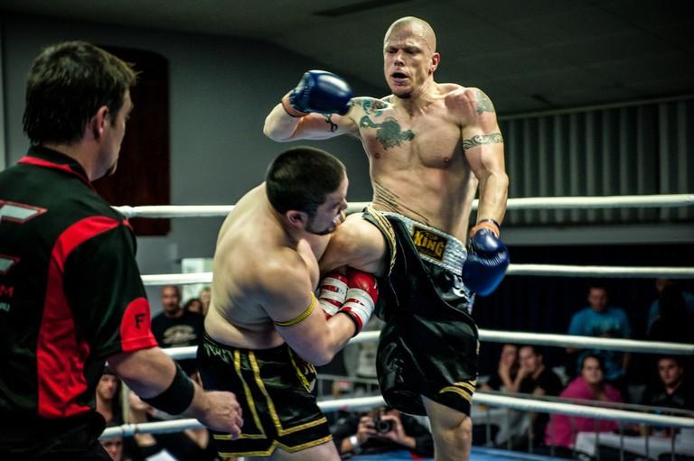 Muay Thai is the national sport of Thailand