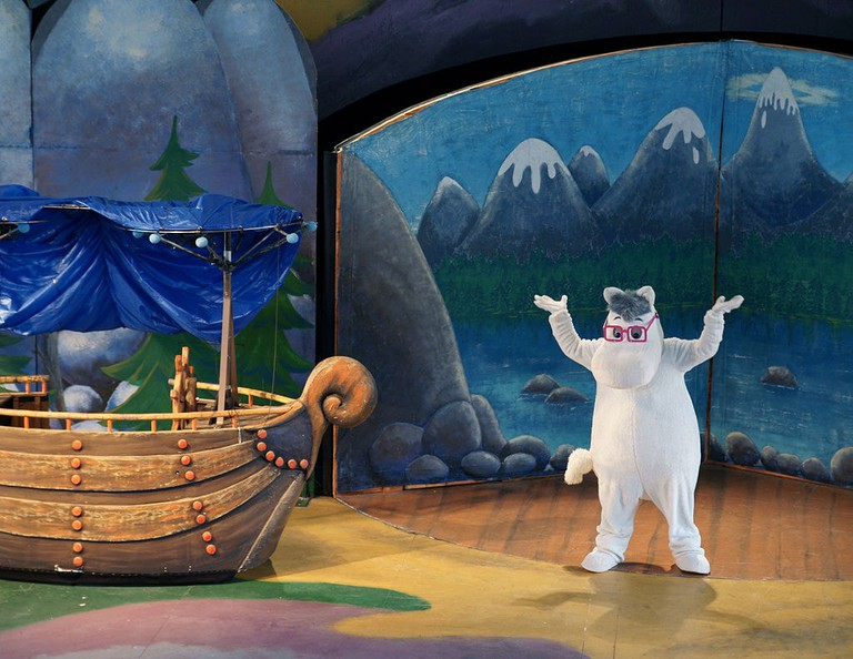 Moomin stage play