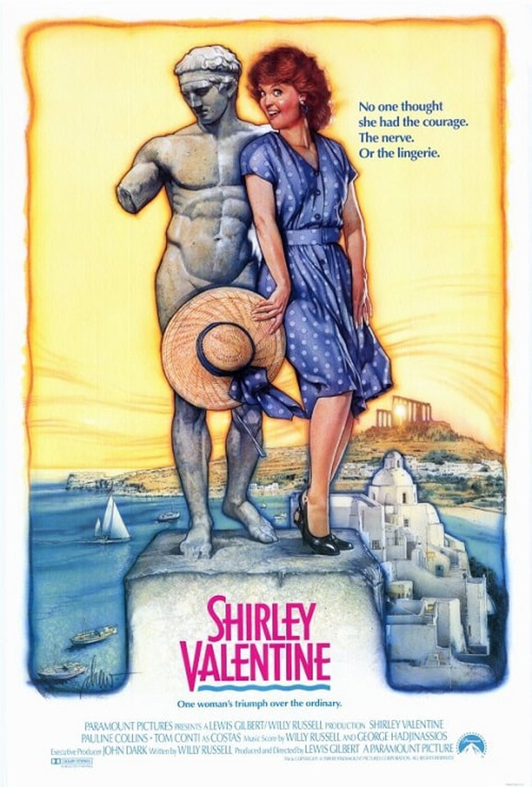 <em>Shirley Valentine</em> | Courtesy of Paramount Pictures