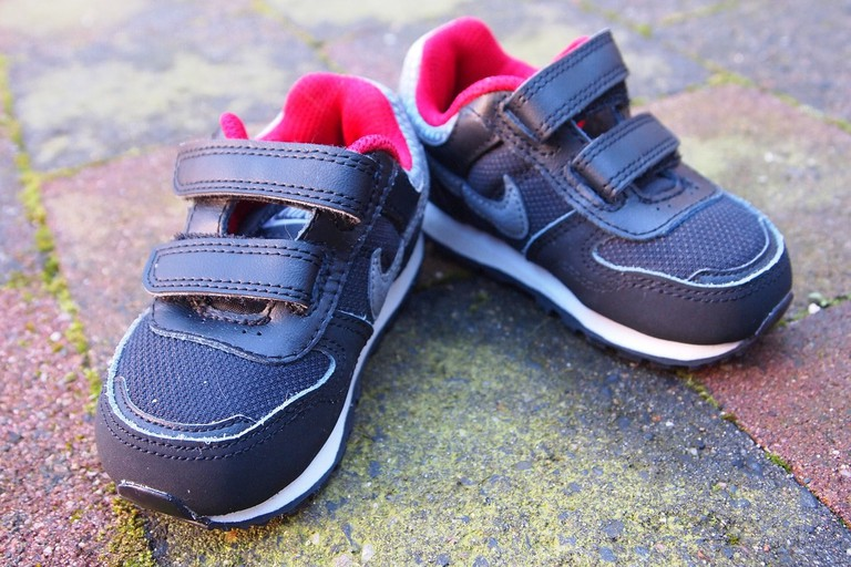 Imagine childhood without Velcro shoes
