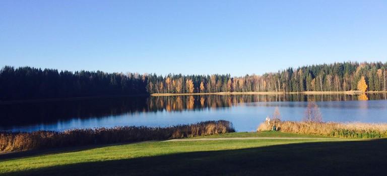 Nordbytjernet lake, Jessheim | © Demie K. Aas, Courtesy of photographer