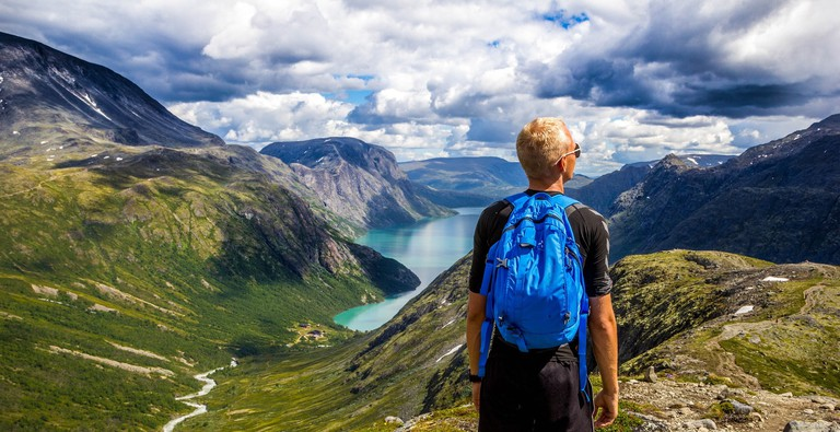 Solo travel can be liberating