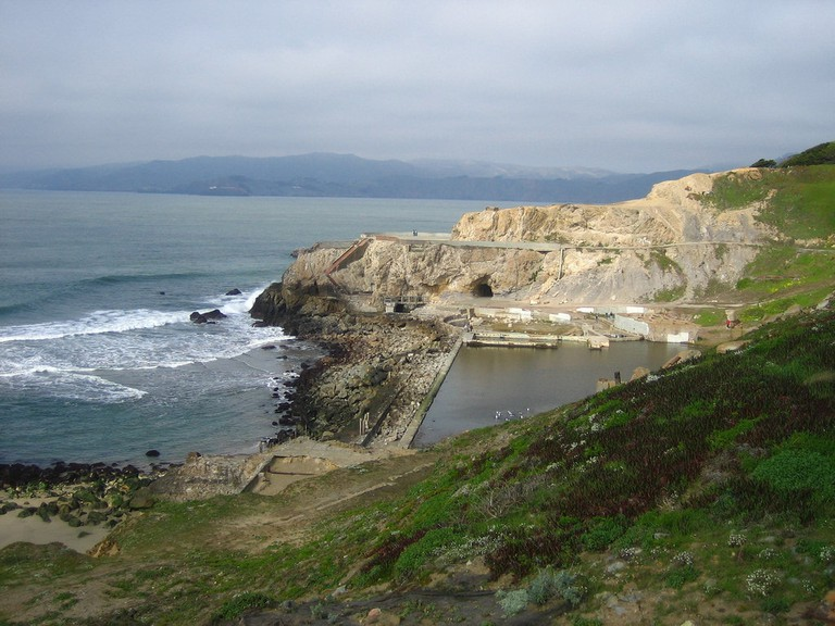 Beside Cliff House