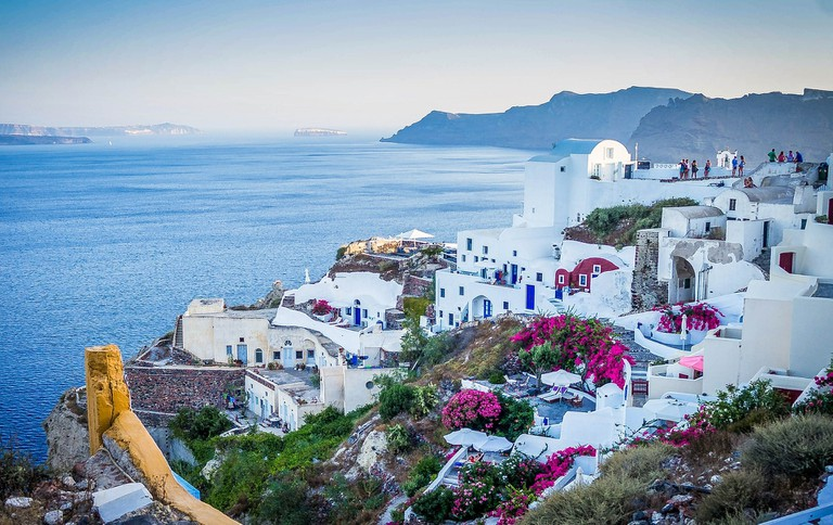 Greece, the worst place in the world for expat living