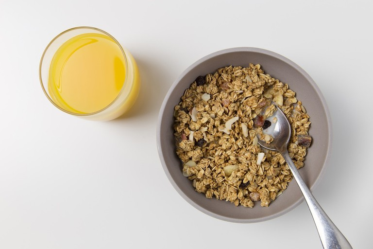 Muesli is known as a health food today, but it wasn't always so.