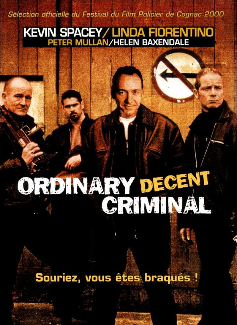 Ordinary Decent Criminal poster
