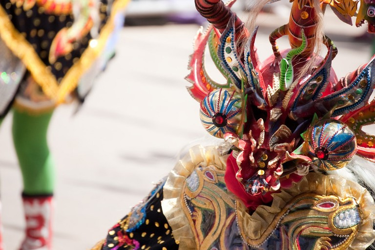 Oruro Carnival | © bjaglin / Flickr