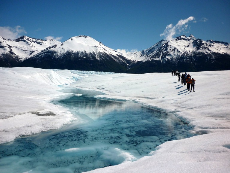 Big ice in Patagonia