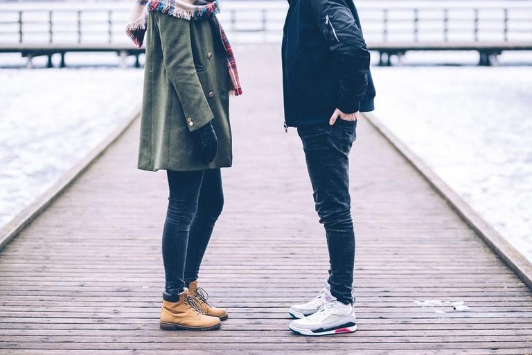 Couple   © StockSnap/Pixabay