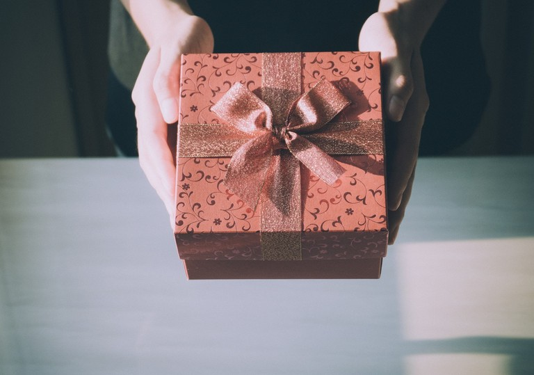 A business gift
