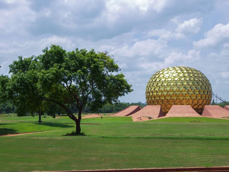 Pondicherry is a Union Territory close to Tamil Nadu, India