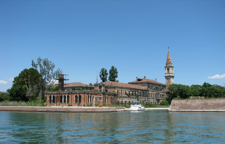 Poveglia | © Chris 73 / Wikimedia Commons