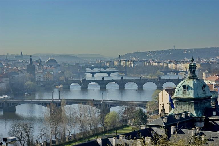 The charm of Prague CC0 Pixabay