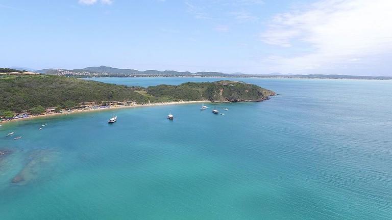 Praia da Tartaruga |© Gledson Agra de Carvalho/WikiCommons