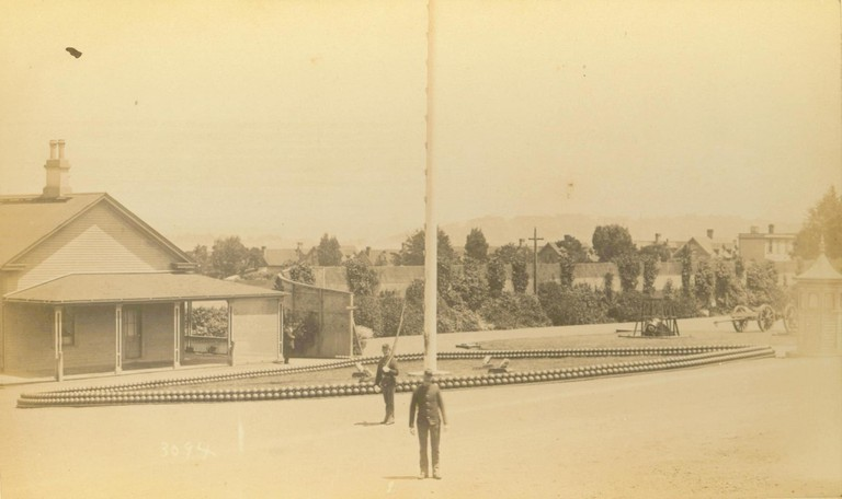 Presidio, San Francisco, circa 1888