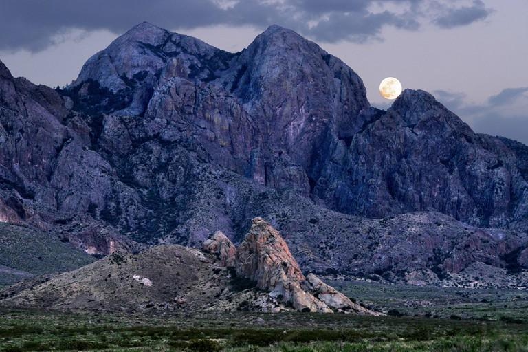 Sierra Vista National Recreation Trail in Organ Mountains-Desert Peaks Monument