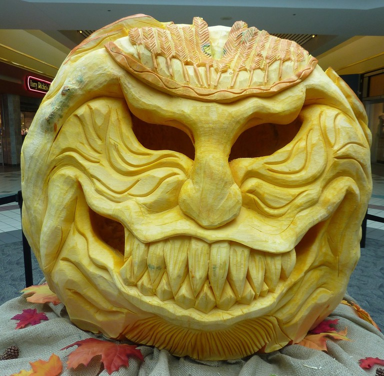 Giant pumpkin carving | © Photoman/Pixabay