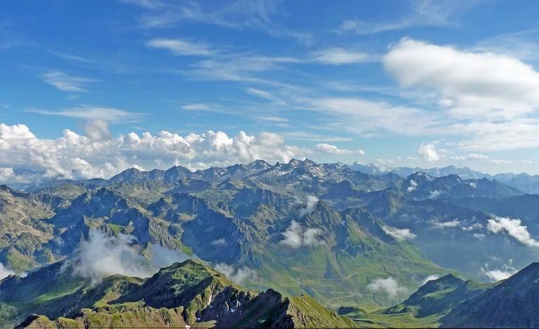 Pyrénées Panorama, France