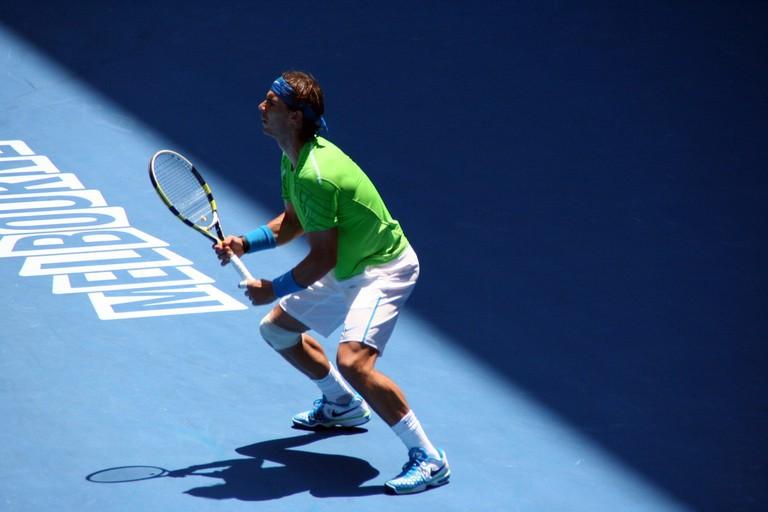 Rafael Nadal Australian Open 2012