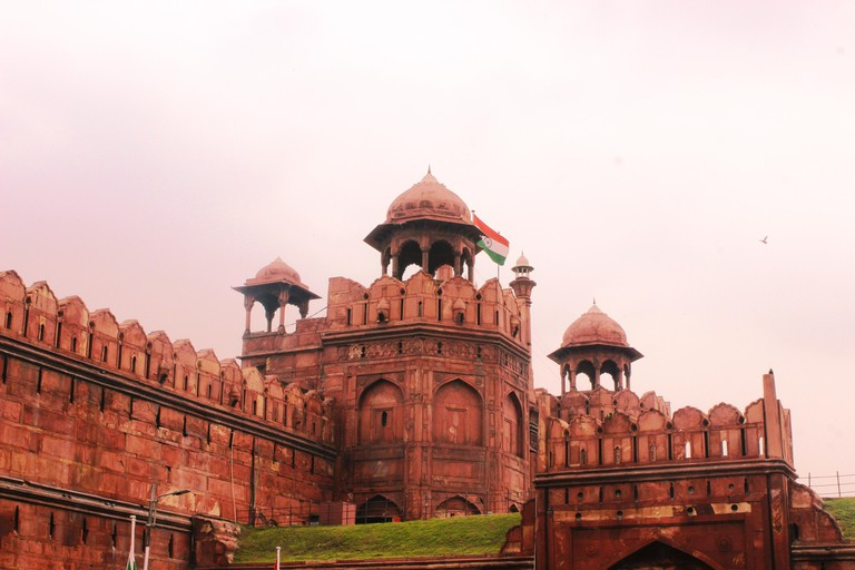 Red fort was the capital of the Mughals for 200 years