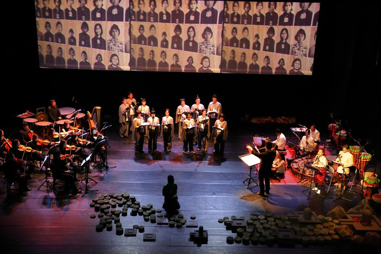 A Requiem For Cambodia: Bangsokol Courtesy Melbourne Festival