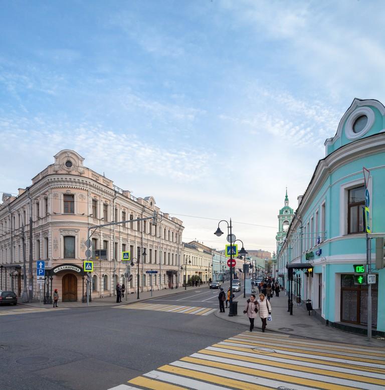 Zamoskvorechye