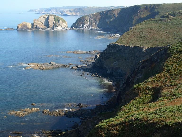 The Asturian Dinosaur Coastline | MaxPixel